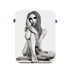 Stone girl Apple iPad 2/3/4 Protective Soft Cases
