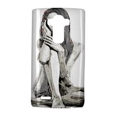 Stone girl LG G4 Hardshell Case
