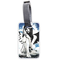Angel Luggage Tags (One Side)