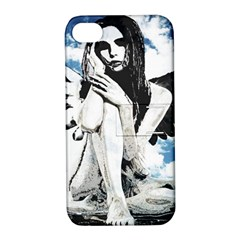 Angel Apple iPhone 4/4S Hardshell Case with Stand