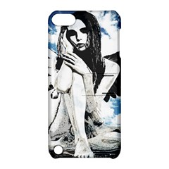 Angel Apple iPod Touch 5 Hardshell Case with Stand