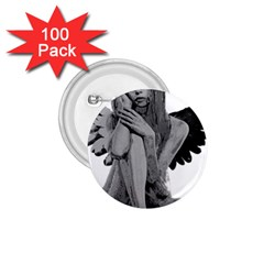Stone angel 1.75  Buttons (100 pack)