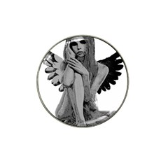 Stone angel Hat Clip Ball Marker