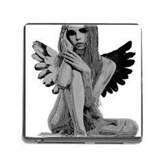 Stone angel Memory Card Reader (Square)