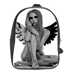 Stone angel School Bags (XL)