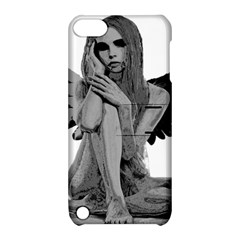Stone angel Apple iPod Touch 5 Hardshell Case with Stand