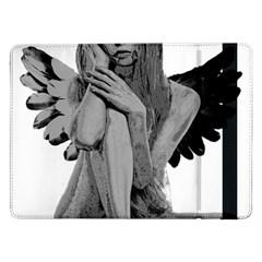 Stone angel Samsung Galaxy Tab Pro 12.2  Flip Case