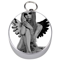 Stone angel Silver Compasses