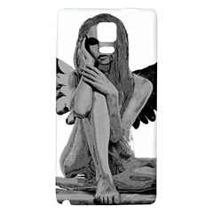 Stone angel Galaxy Note 4 Back Case