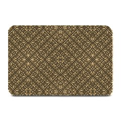 Wooden Ornamented Pattern Plate Mats