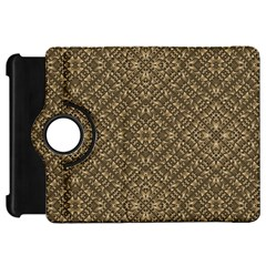 Wooden Ornamented Pattern Kindle Fire HD 7