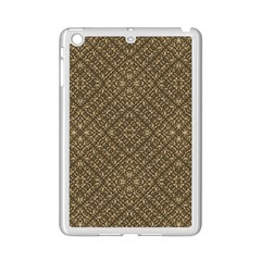 Wooden Ornamented Pattern iPad Mini 2 Enamel Coated Cases