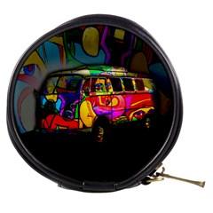 Hippie van  Mini Makeup Bags