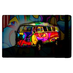 Hippie van  Apple iPad 3/4 Flip Case