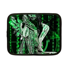 Cyber angel Netbook Case (Small)