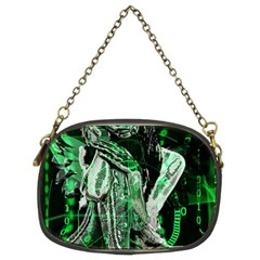 Cyber angel Chain Purses (Two Sides)