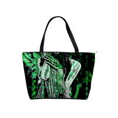 Cyber angel Shoulder Handbags