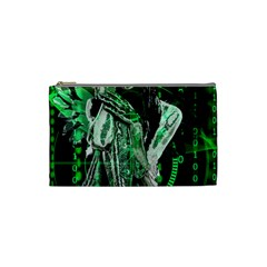 Cyber angel Cosmetic Bag (Small)