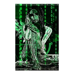 Cyber angel Shower Curtain 48  x 72  (Small)