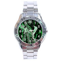 Cyber angel Stainless Steel Analogue Watch