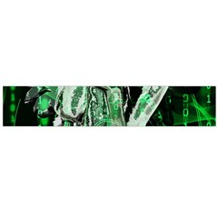 Cyber angel Flano Scarf (Large)