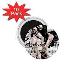 Vintage angel 1.75  Magnets (10 pack)