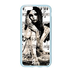 Vintage angel Apple Seamless iPhone 6/6S Case (Color)