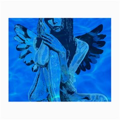 Underwater angel Small Glasses Cloth (2-Side)