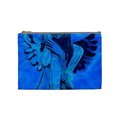 Underwater angel Cosmetic Bag (Medium)