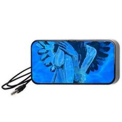 Underwater angel Portable Speaker (Black)