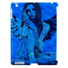 Underwater angel Apple iPad 3/4 Hardshell Case (Compatible with Smart Cover)