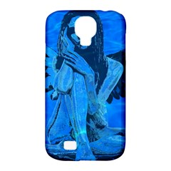 Underwater angel Samsung Galaxy S4 Classic Hardshell Case (PC+Silicone)