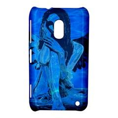Underwater angel Nokia Lumia 620