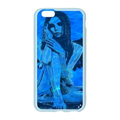 Underwater angel Apple Seamless iPhone 6/6S Case (Color)