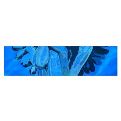Underwater angel Satin Scarf (Oblong)