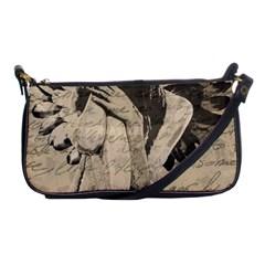 Vintage angel Shoulder Clutch Bags