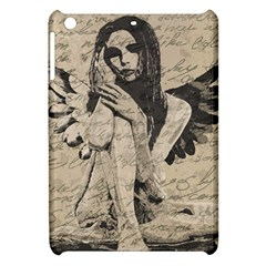 Vintage angel Apple iPad Mini Hardshell Case