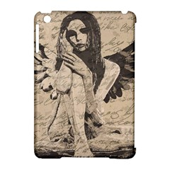 Vintage angel Apple iPad Mini Hardshell Case (Compatible with Smart Cover)