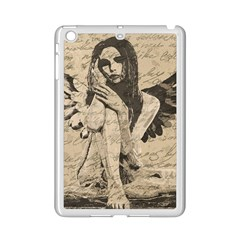Vintage angel iPad Mini 2 Enamel Coated Cases