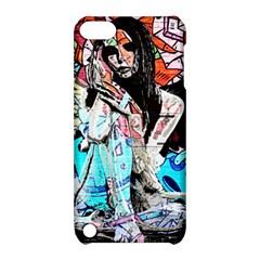 Graffiti angel Apple iPod Touch 5 Hardshell Case with Stand
