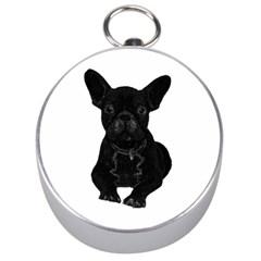 Bulldog Silver Compasses