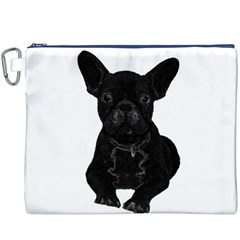 Bulldog Canvas Cosmetic Bag (XXXL)