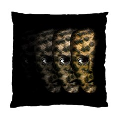 Wild child Standard Cushion Case (Two Sides)