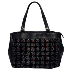 Chinese characters Office Handbags