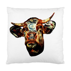 Artistic Cow Standard Cushion Case (One Side)