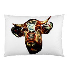 Artistic Cow Pillow Case (Two Sides)