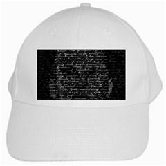 Silent White Cap