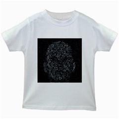Silent Kids White T-Shirts