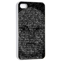 Silent Apple iPhone 4/4s Seamless Case (White)