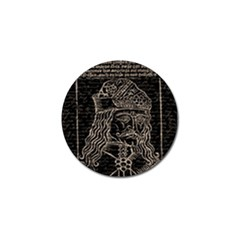 Count Vlad Dracula Golf Ball Marker (10 pack)